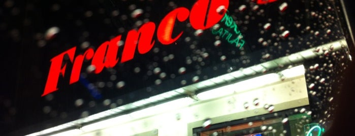 Franco's Pizza is one of Top picks for Pizza Places.