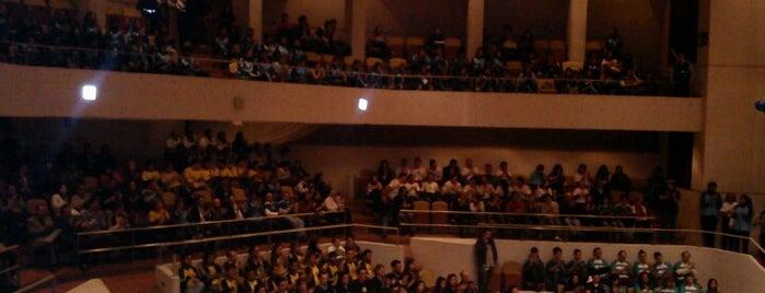 Auditorio Fabio Lozano Universidad Jorge Tadeo Lozano is one of Favoritos en Colombia.