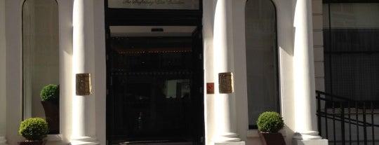 Park Grand Hotel Paddington is one of Orte, die Karla gefallen.