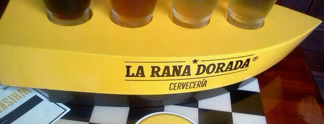 La Rana Dorada is one of pty.