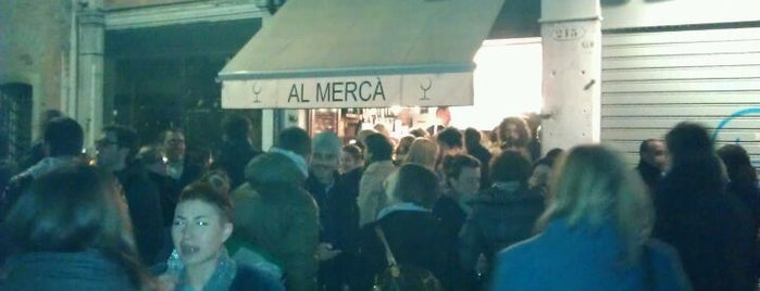 Al Merca' is one of Venezia.