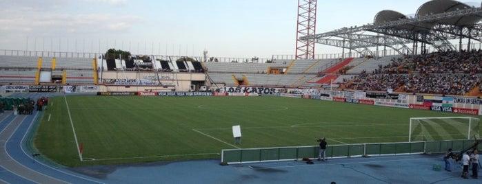 """Estadio Agustín Tovar """"La Carolina"""" is one of Estadios Primera División de Venezuela."""