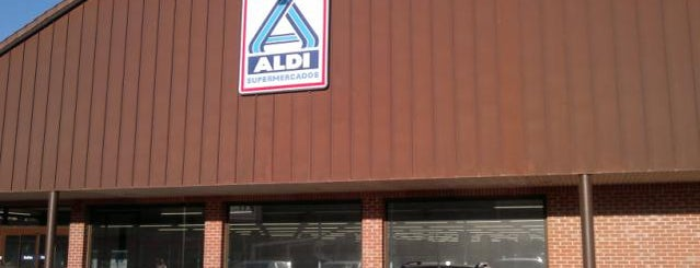 ALDI is one of Rincones de Málaga.