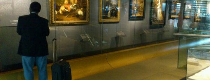 Rijksmuseum Schiphol is one of Must-visit Musea Amsterdam.