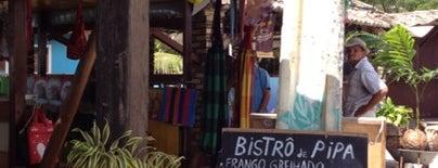Bistrô de Pipa is one of Tempat yang Disimpan Silvia.