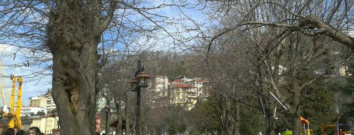 Taşbaşı Parkı is one of Istambul.