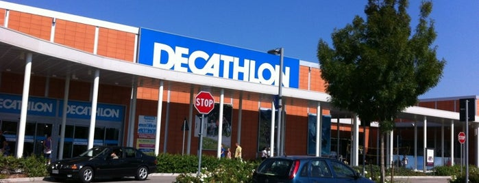 Decathlon is one of Miei luoghi.