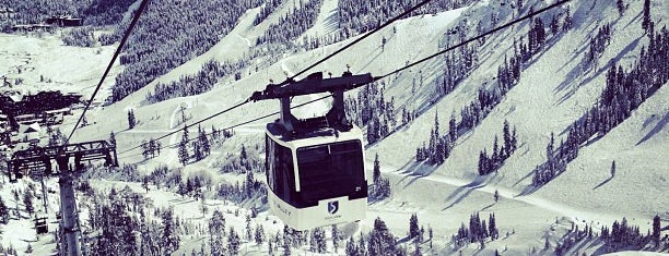 Squaw Valley - Funitel is one of Gespeicherte Orte von Joshua.