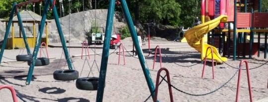 Kristallparken is one of Sweden with kid.