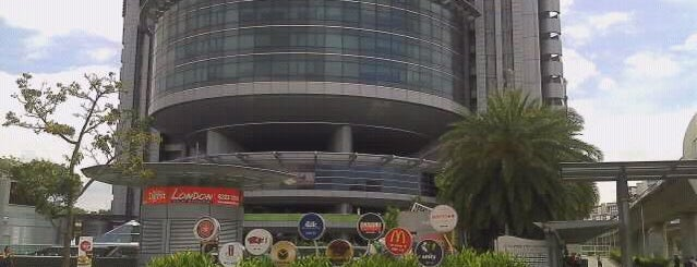 SingPost Centre is one of Lugares favoritos de Ian.