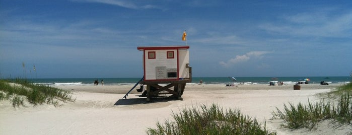 Jetty Park is one of Cocoa Beach FL Trip @kurtwvs.
