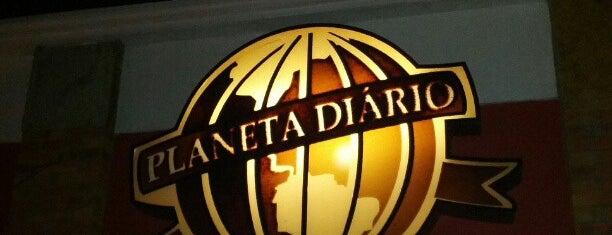 Planeta Diário Pub is one of Posti che sono piaciuti a Edgar.