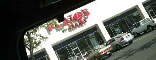 Plato's Closet is one of Oregon Living.