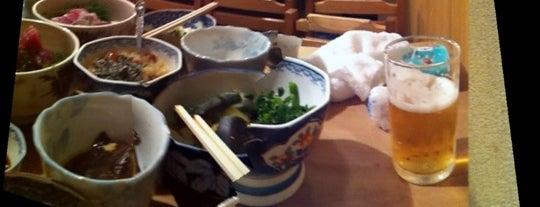 大衆割烹 三州屋 神田駅前店 is one of Lieux sauvegardés par Naoto.