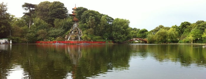 Peasholm Park is one of Posti che sono piaciuti a Carl.