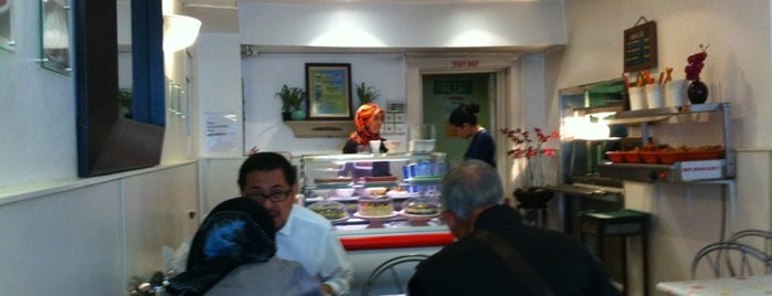 Bonda Cafe is one of Malaysian Restaurants in London.