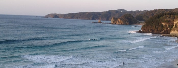 Tatadohama Beach is one of Shimoda.