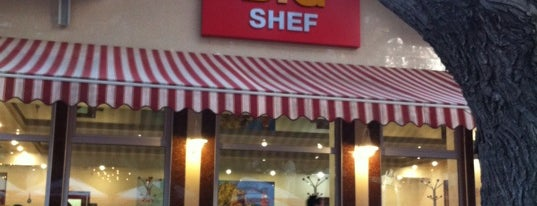 Big Shef (Turkish food) is one of Gokhanさんの保存済みスポット.
