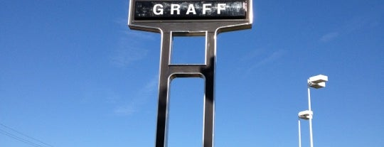 Graff Chevrolet is one of Lieux qui ont plu à Gerry.