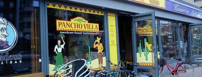 Pancho Villa is one of Orte, die Hannes gefallen.