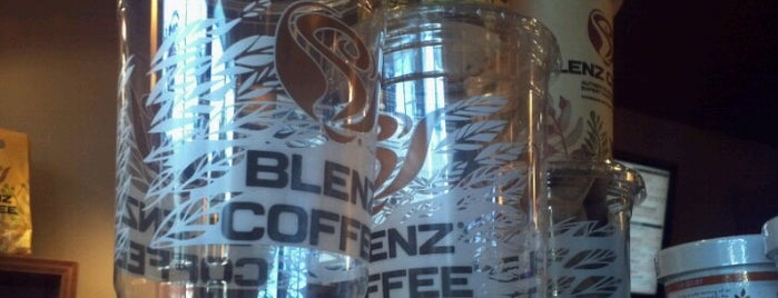 Blenz Coffee is one of My 2020 BC Food Adventure.