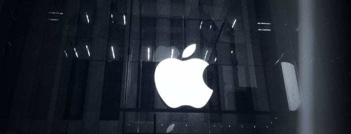Apple Fifth Avenue is one of New York Favorites.