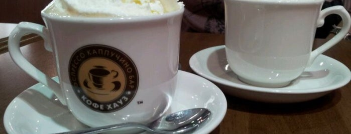 Кофе Хауз / Coffee House is one of 4sq Moscow Specials.