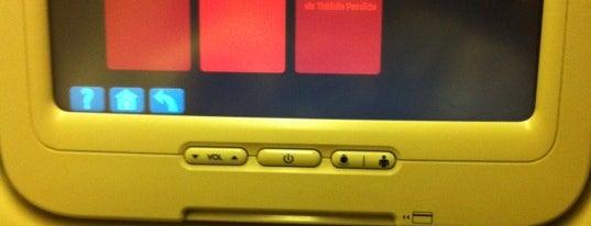 Voo TAM JJ 8084 is one of Minha viagem para Londres.