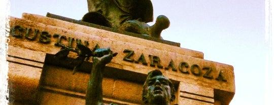 Plaza del Portillo is one of Miguel Angel'in Kaydettiği Mekanlar.