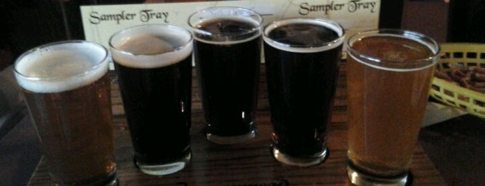Dragonmead Brewery is one of Top 10 Detroit Microbreweries & Brewpubs.
