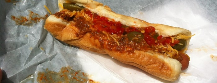 Pauly Dogs is one of Where to Eat at Duke.