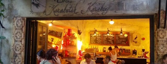 Karabatak is one of Istanbul | Coffee & Cafe.