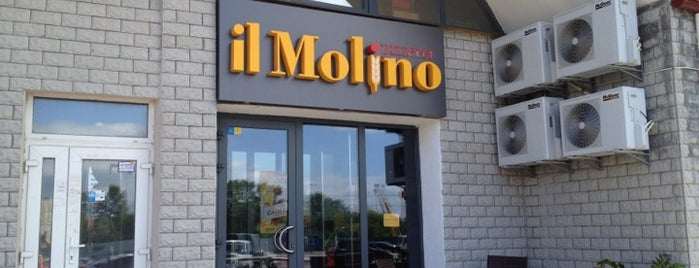 il Molino is one of Lieux qui ont plu à Galia.