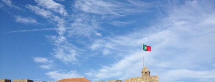 Castelo da Foz is one of Lugares guardados de Dilara.