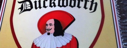 The Duke of Duckworth is one of Posti che sono piaciuti a Skeeter.