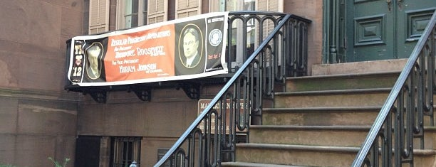 Theodore Roosevelt Birthplace National Historic Site is one of NYC.