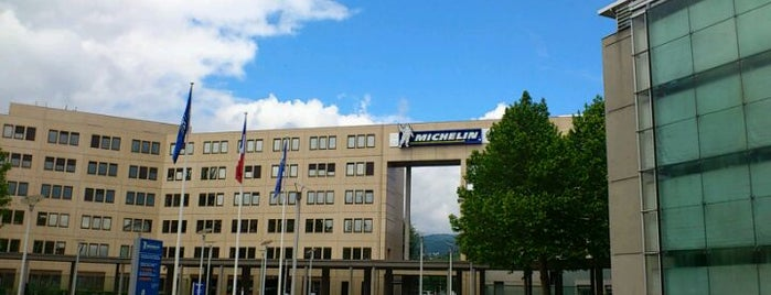 Michelin is one of Lieux qui ont plu à Gilles.