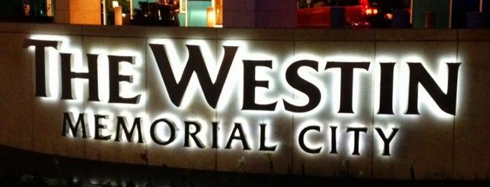 The Westin Houston, Memorial City is one of Lugares favoritos de Ailie.