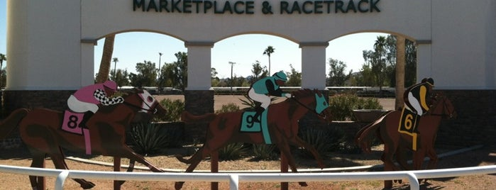Turf Paradise is one of Phoenix, AZ.