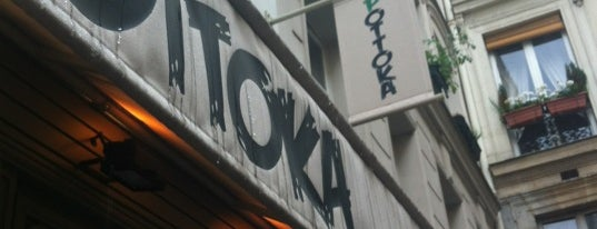 Pottoka is one of Paris.