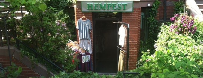 The Hempest is one of Beautiful Boston.