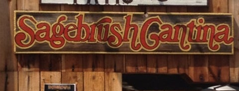 Sagebrush Cantina is one of California.