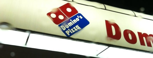 Domino's Pizza is one of My favs.
