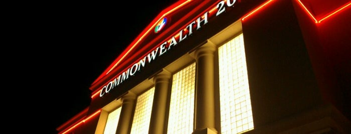 Regal Commonwealth & IMAX is one of Favorite Arts & Entertainment.