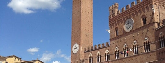 Torre del Mangia is one of Trips / Tuscany and Lake Garda.