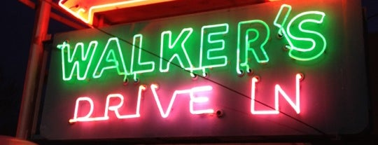 Walker's Drive In is one of Sea to Table Chef Partners.