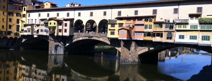 Ponte Vecchio is one of 36 hours in... Florence.