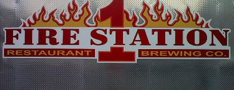 Fire Station 1 Restaurant & Brewing Co. is one of Best Breweries in the World.