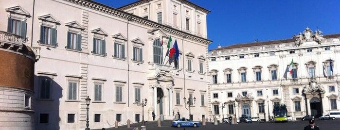 Palazzo del Quirinale is one of Supova in Roma.