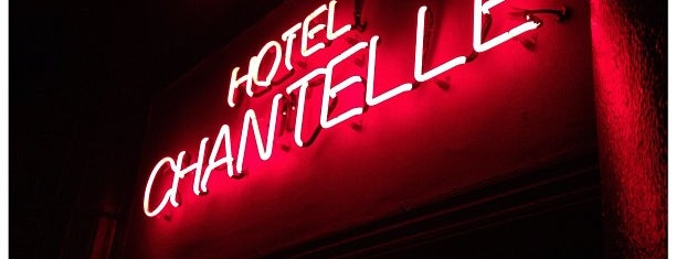 Hotel Chantelle is one of NYC - Bars.